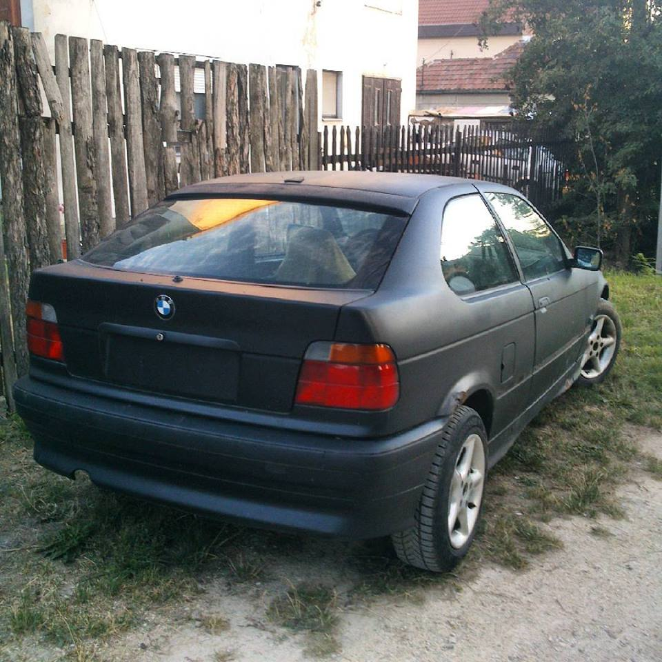 This is my project car. I\'m 15 years old.