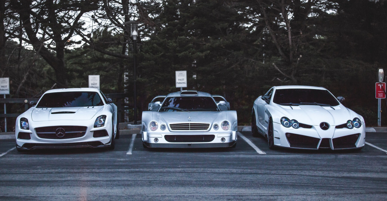 3 Of The Best Mercedes Ever Made