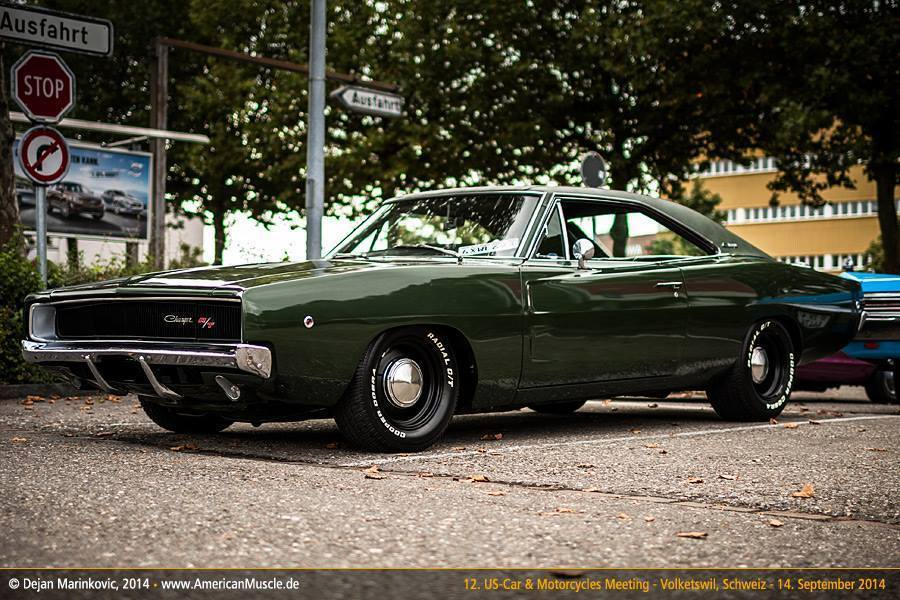 Best looking muscle car ever...