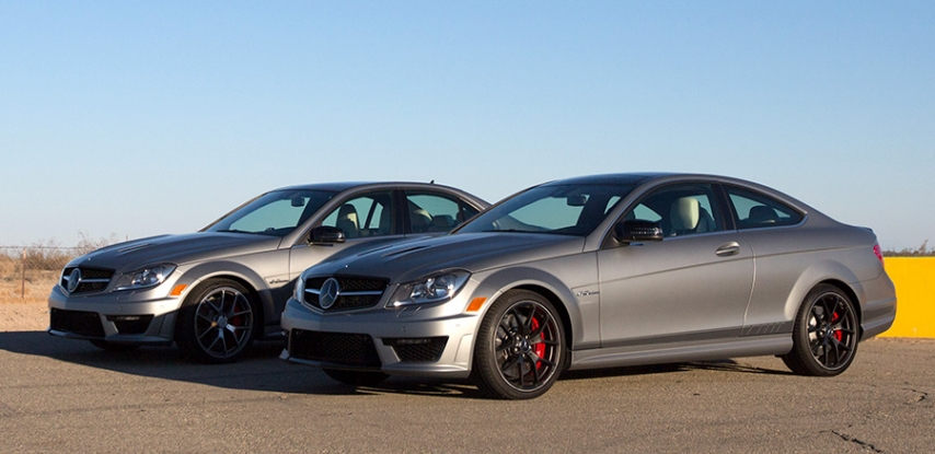 What Would You Rather Have A C63 Amg Coupe Or Saloon Sedan