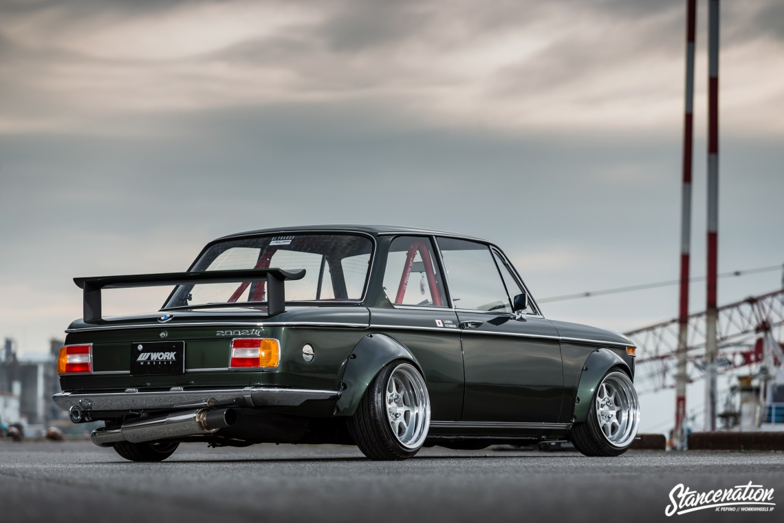 This Bmw 2002 Tii Wow Was Tuned In Japan And Now It Has Got 180 Hp Well Not Su Much But The Weight Is Only 1000 Kg Has Got Cluch Suspensions And Brakes