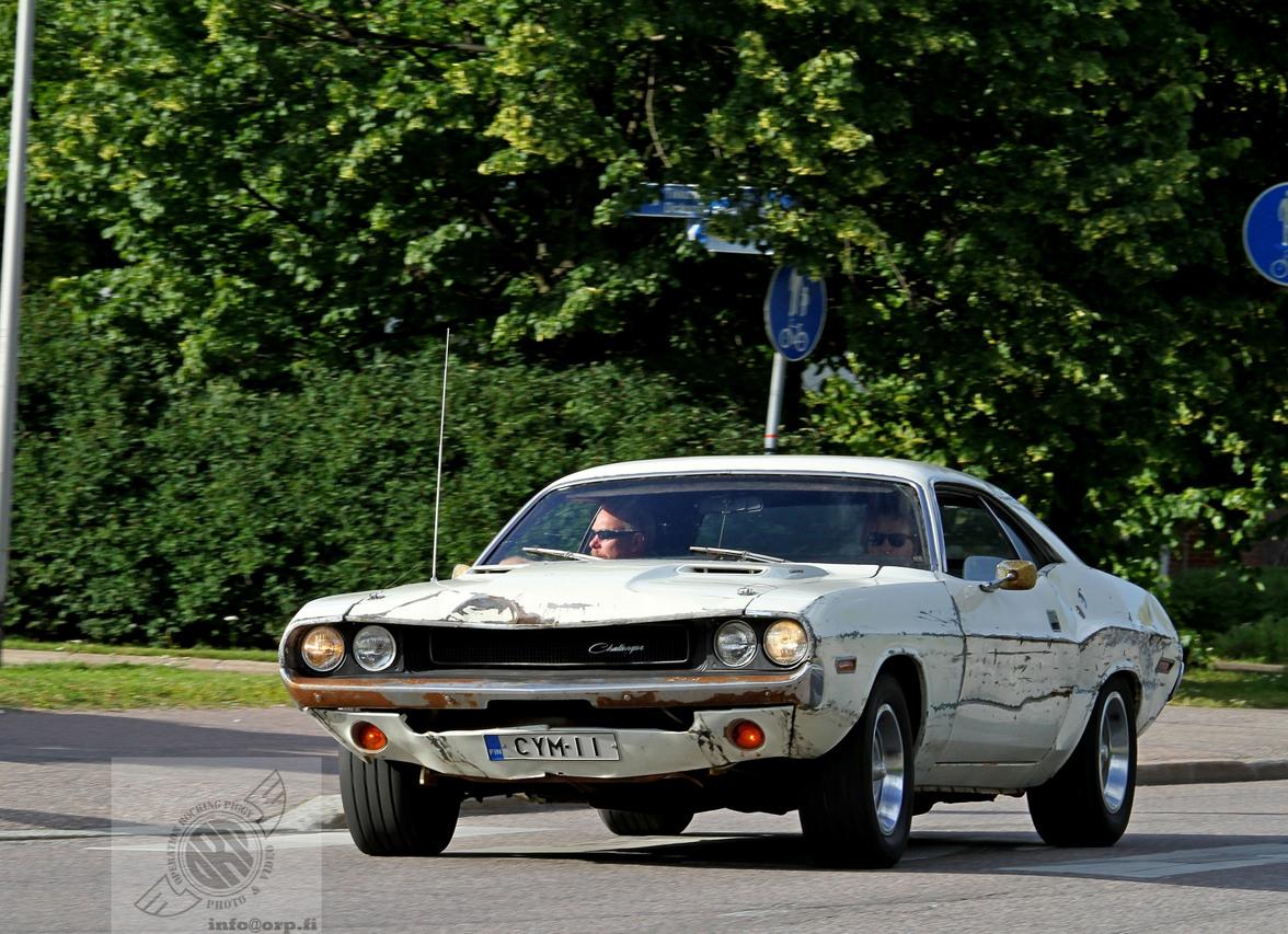 original movie car, \'70 challenger used in Death Proof. Licensed ...