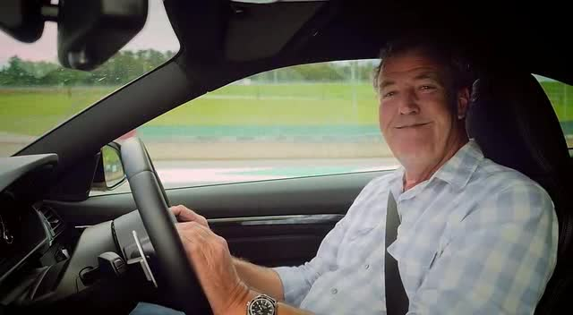 The Face You Make When You Win A Race Against A Faster Car