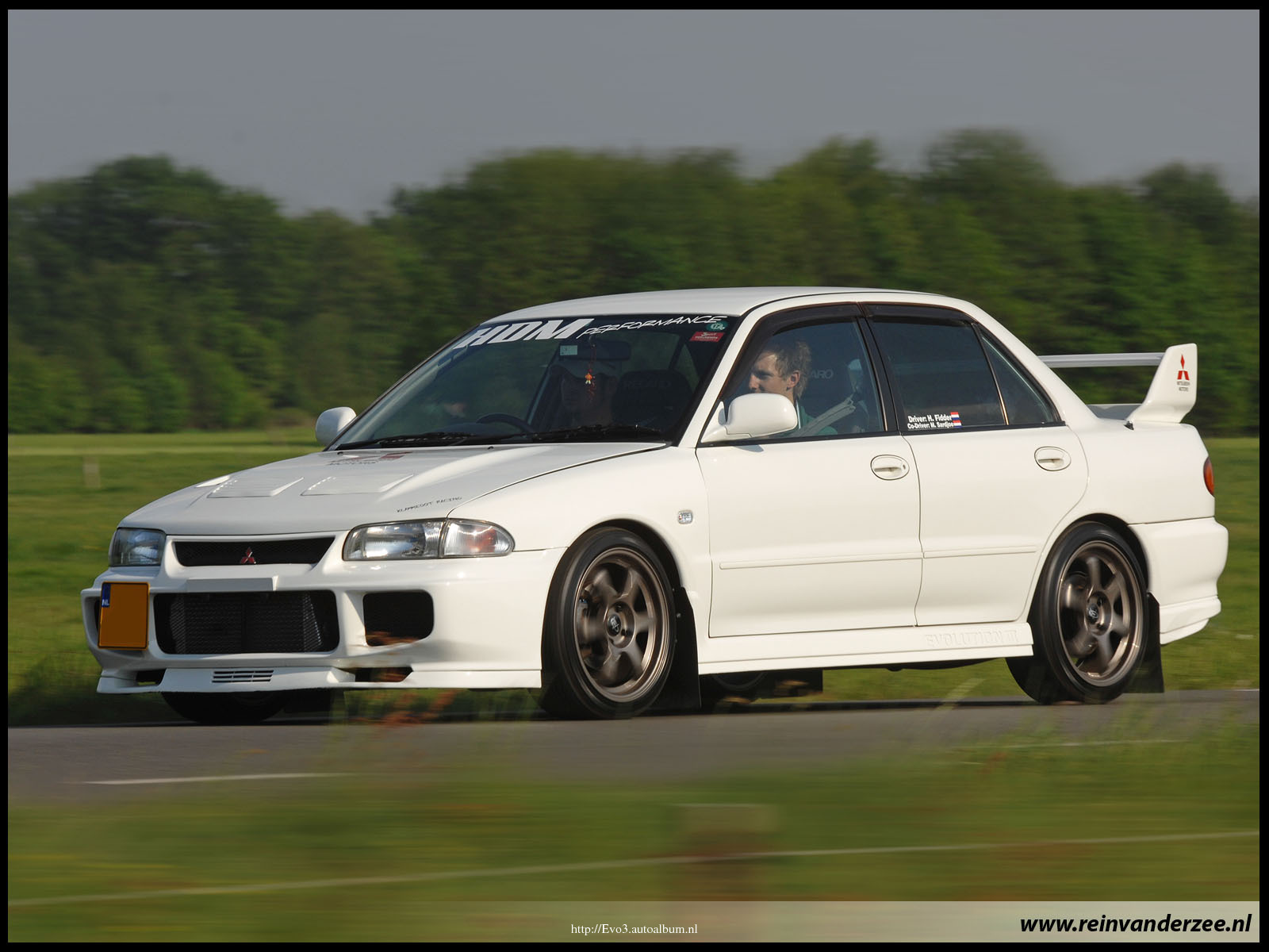 My Favorite Lancer Of All The Evo 3
