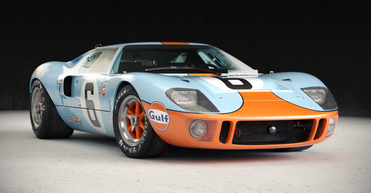 Tbt The Ford Gt Is Forever One Of My Favourites A Timeless Classic I Love The Story Of Its Intention To Show Up Ferrari Reeling In  Consecutive Wins