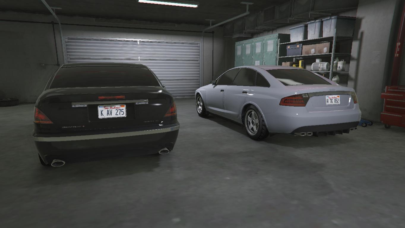 GTA V My Dads BMW E And My Audi C - Audi car gta 5