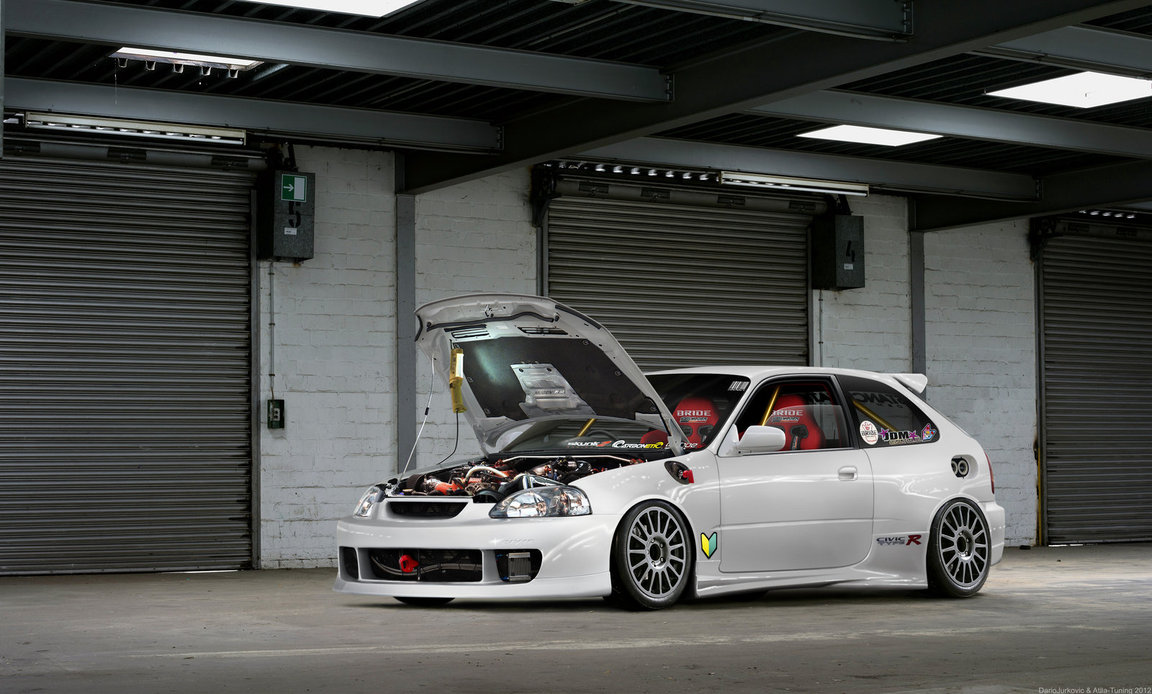 does anyone else love this car too honda civic type r ek9. Black Bedroom Furniture Sets. Home Design Ideas
