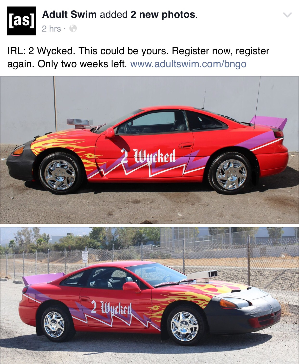 Anyone A ATHF Fan? Love 2 WYCKED? Or Wants A Free Car? You
