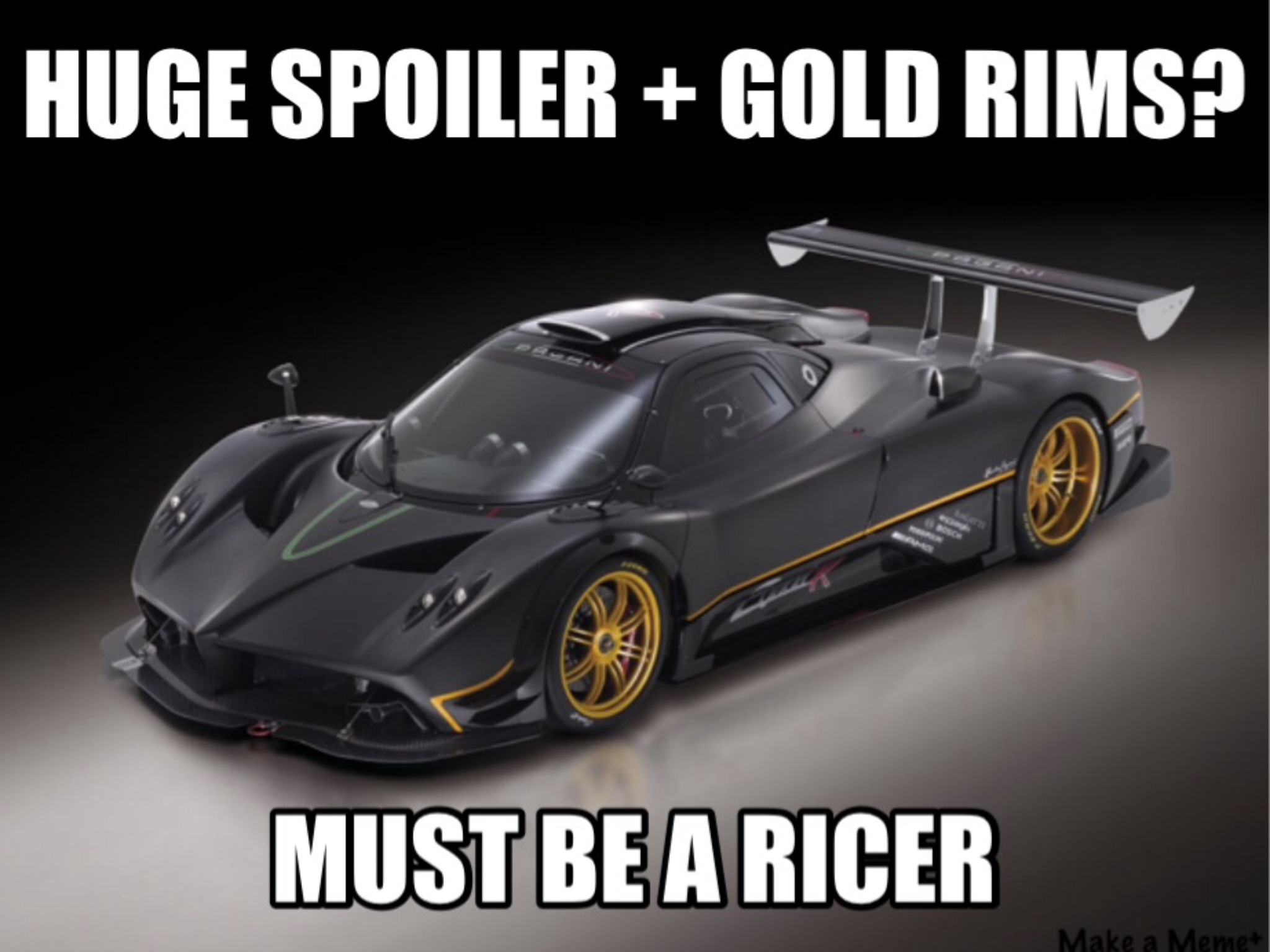 What a ricer