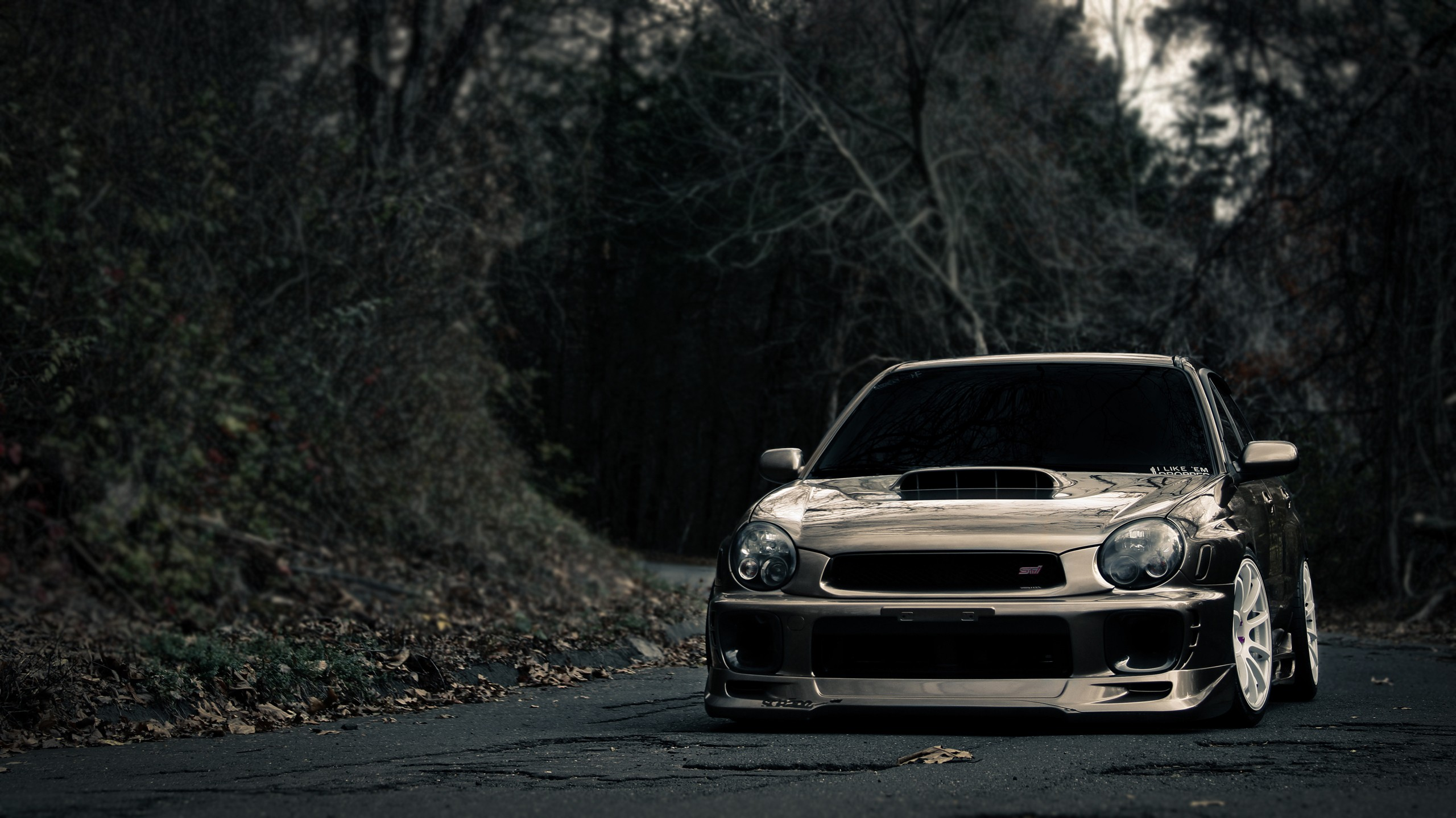 Just An Amazing Bugeye Subaru Wallpaper I M Using This One Now