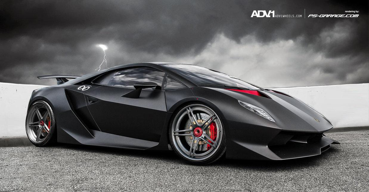 Lamborghini Sesto Elemento Series 20 Episode 5