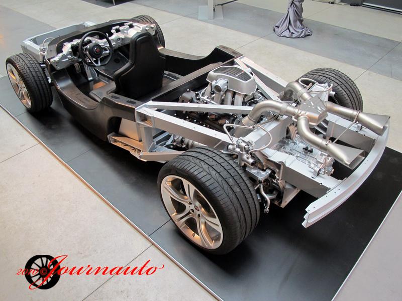 The Beauty Of Mid Engine Mclaren Mp4 12