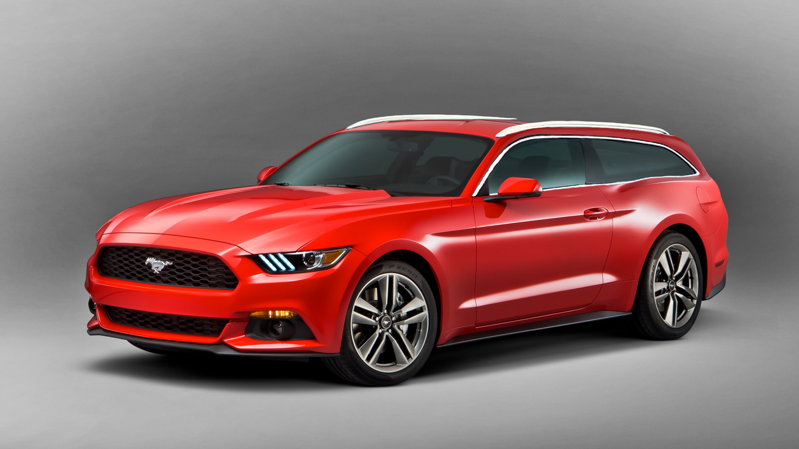 Shipping A Car >> Ford Mustang Station Wagon