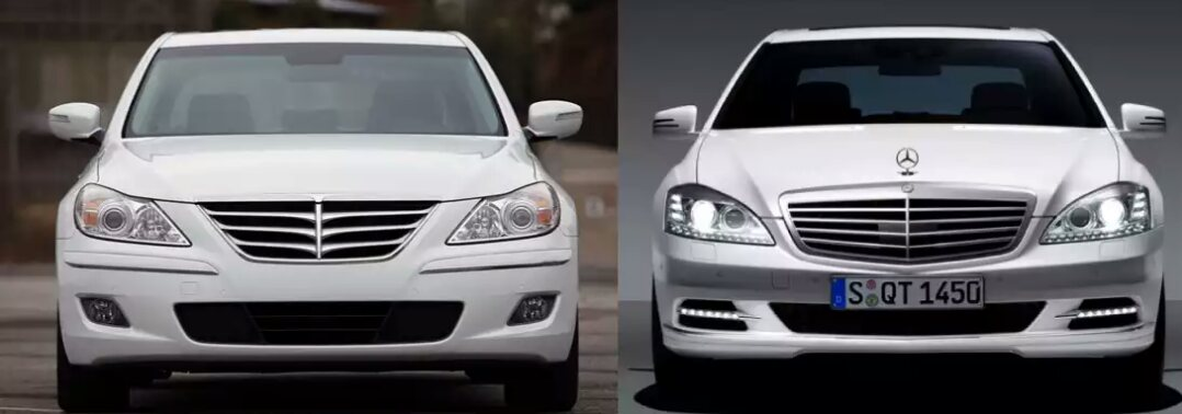 Anyone Else Think That Hyundai Constantly Copies Other Car Companies