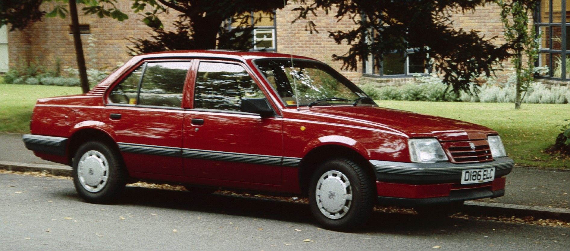 What is the first car you can ever remember? Mine was this, my Dad ...