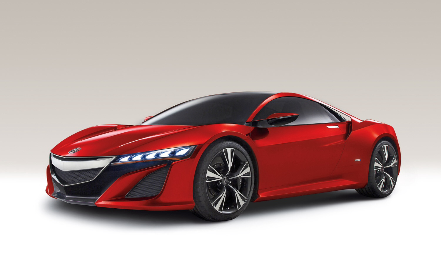 The 2017 Acura Nsx Is Possibly The Most Beautiful Car Ever