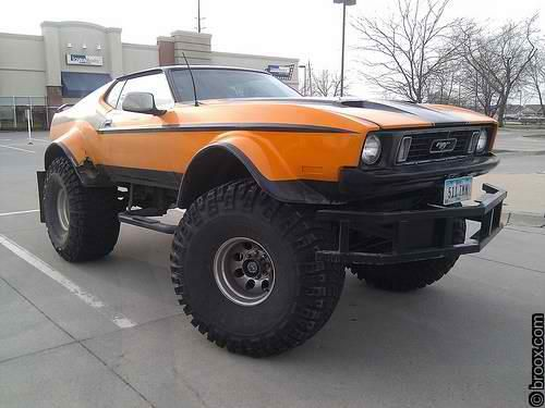 Lifted Muscle