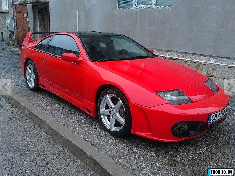 300ZX ruined with