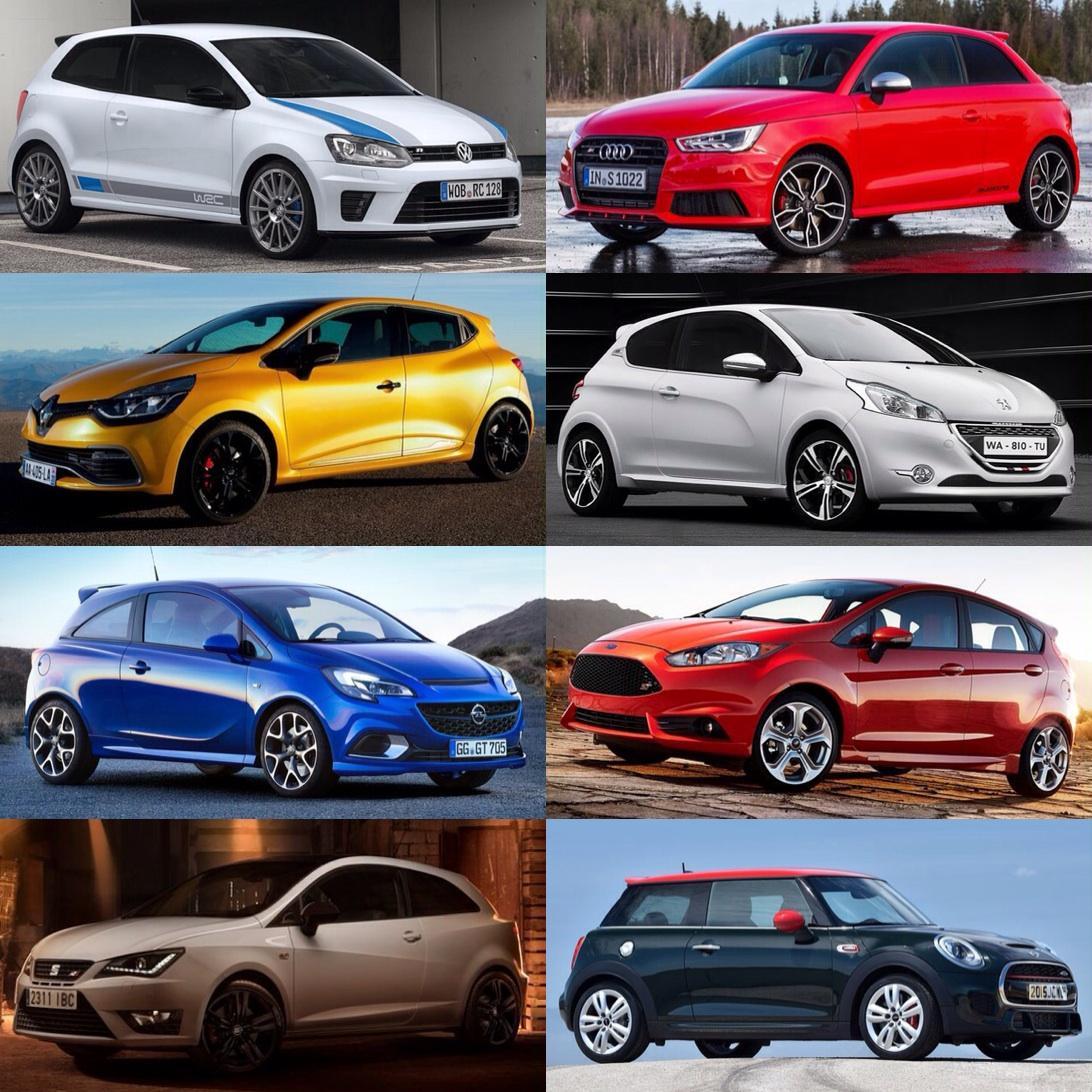 Sporty Small Cars: VW Polo R WRC