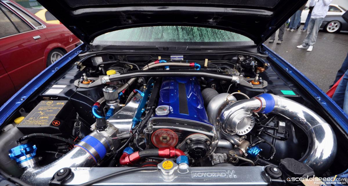Nissan Skyline R34 Nismo Z Tune Engine Porn