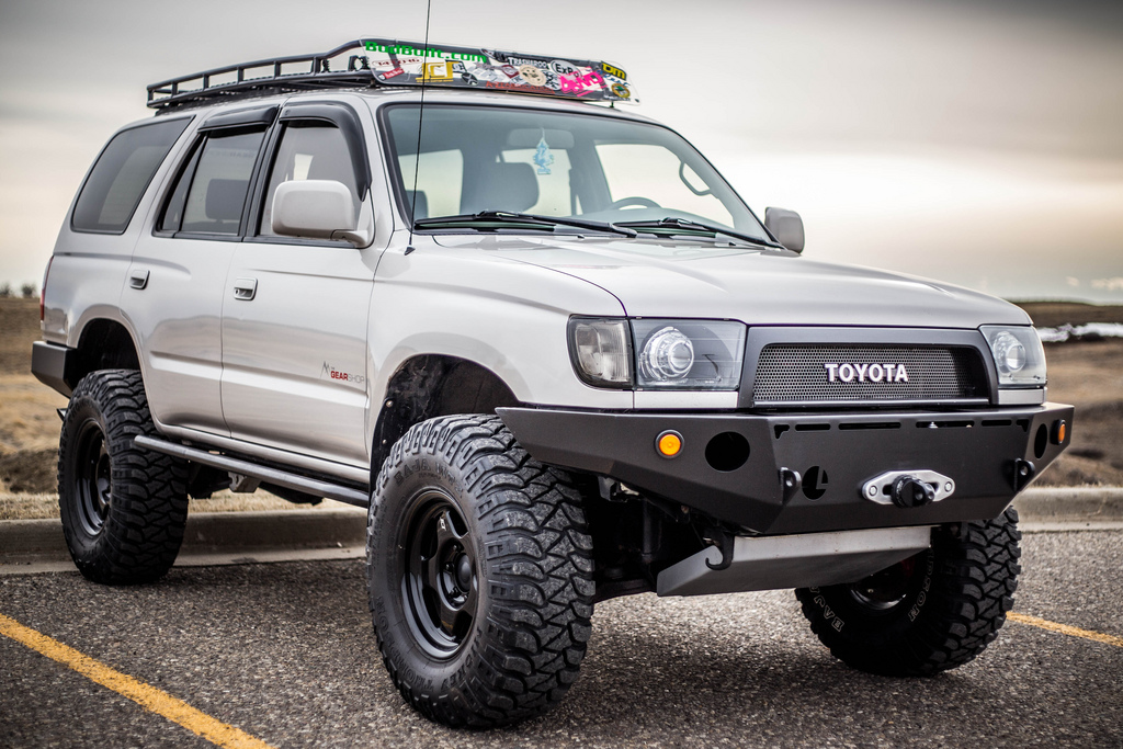 Ct What S Your Favorite Suv Mines The Toyota 4runner