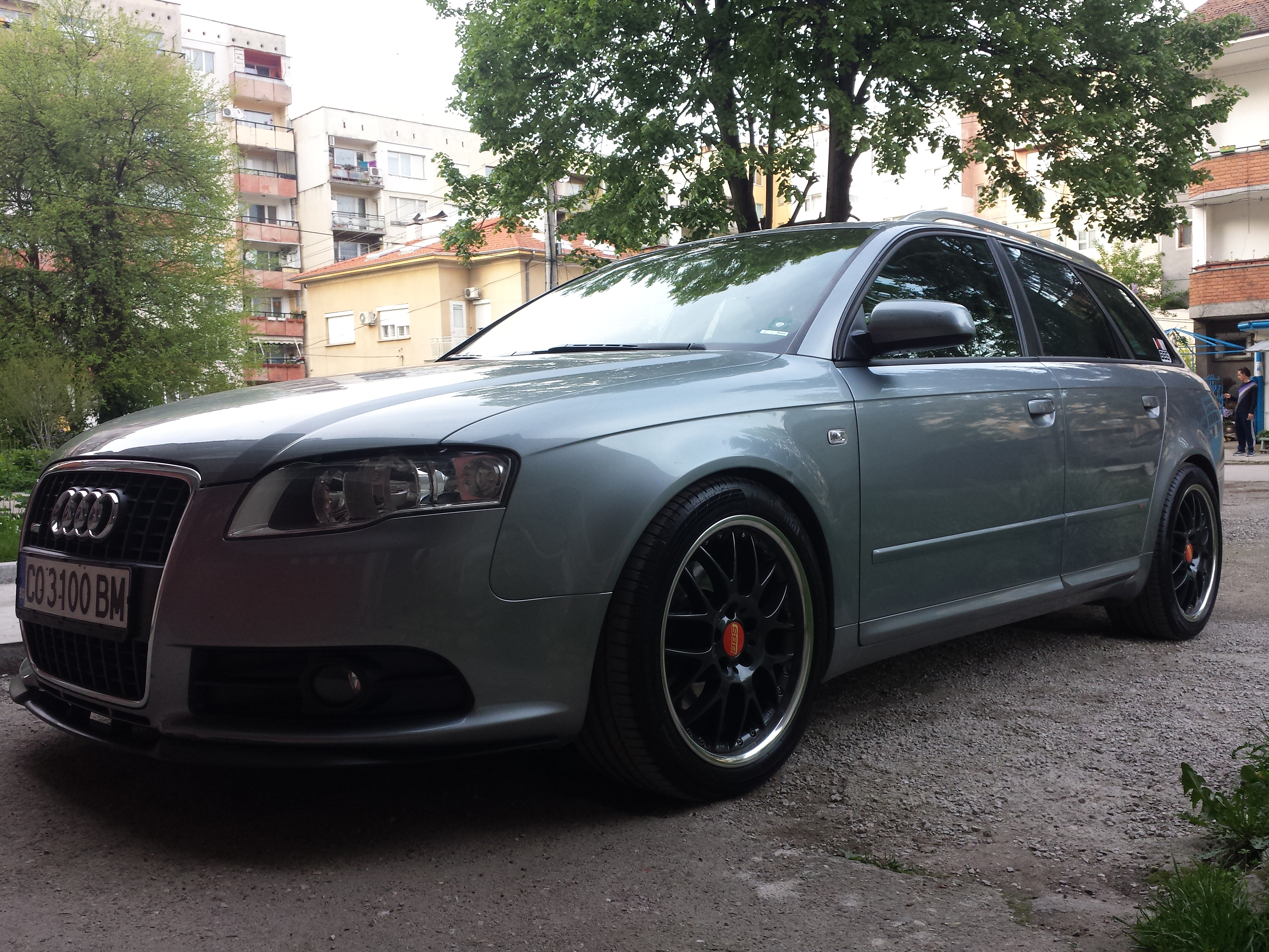 2007 audi a4 b7 avant s line quattro 2 0 tdi 217hp. Black Bedroom Furniture Sets. Home Design Ideas