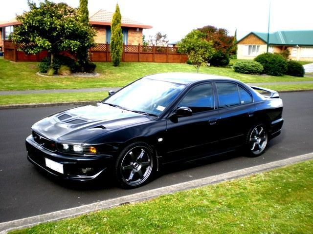 mitsubishi galant/legnum viii vr4. one of the most underrated jdm