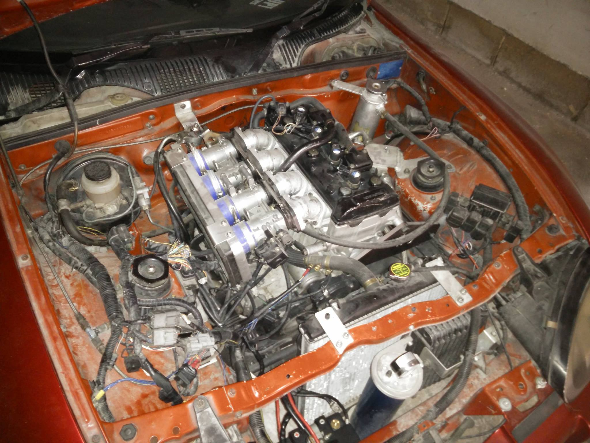 Suzuki cappuccino engine swap
