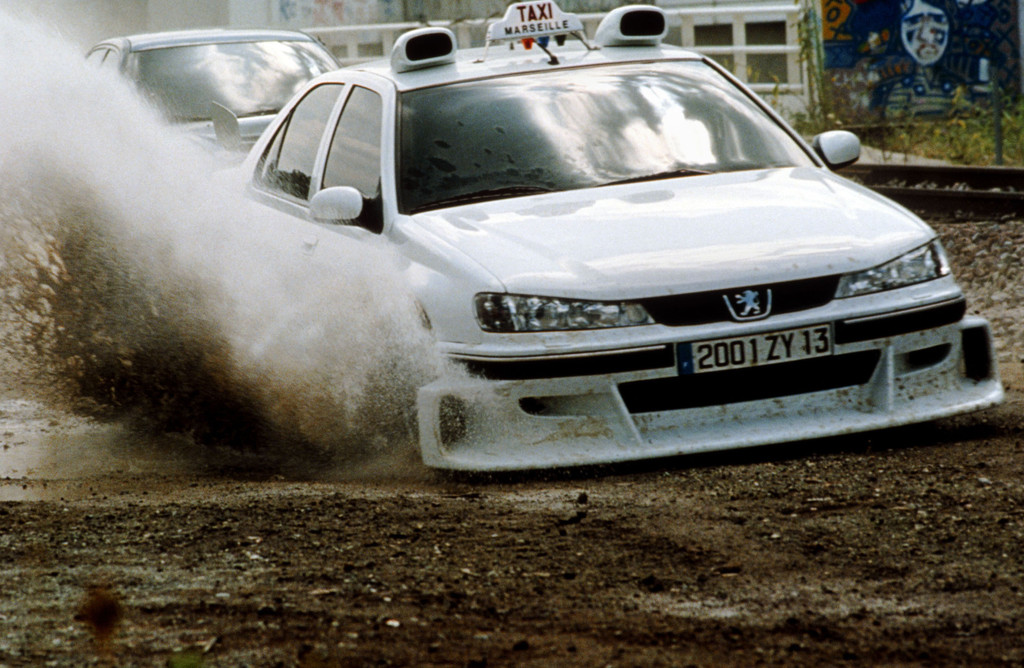 Here You Go The Peugeot 406 From The Taxi Movies Best Car Related Film Here In France Just