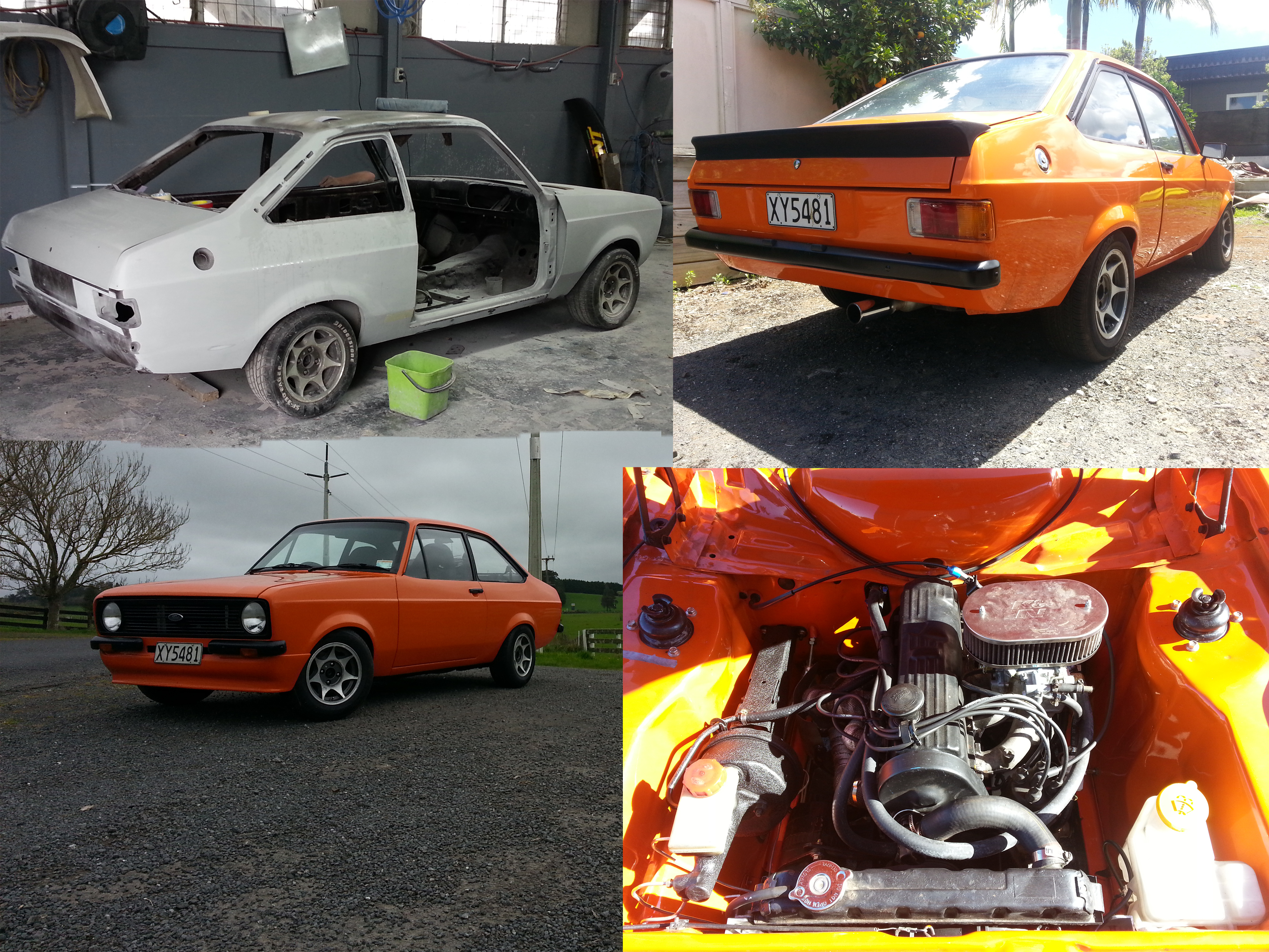 With all the Ford Escort love going around right now I thought I ...