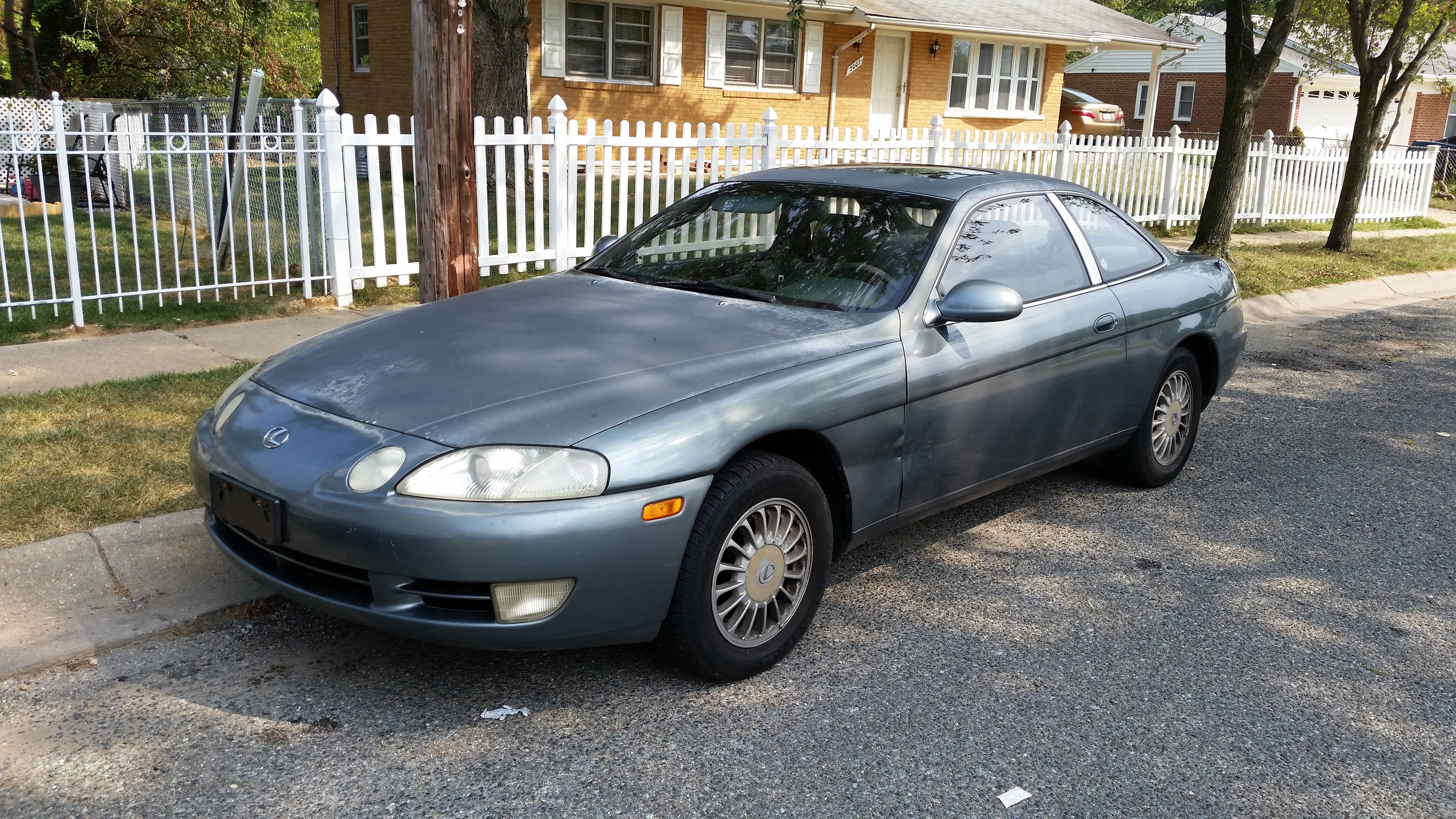 1993 Lexus SC300 Limited
