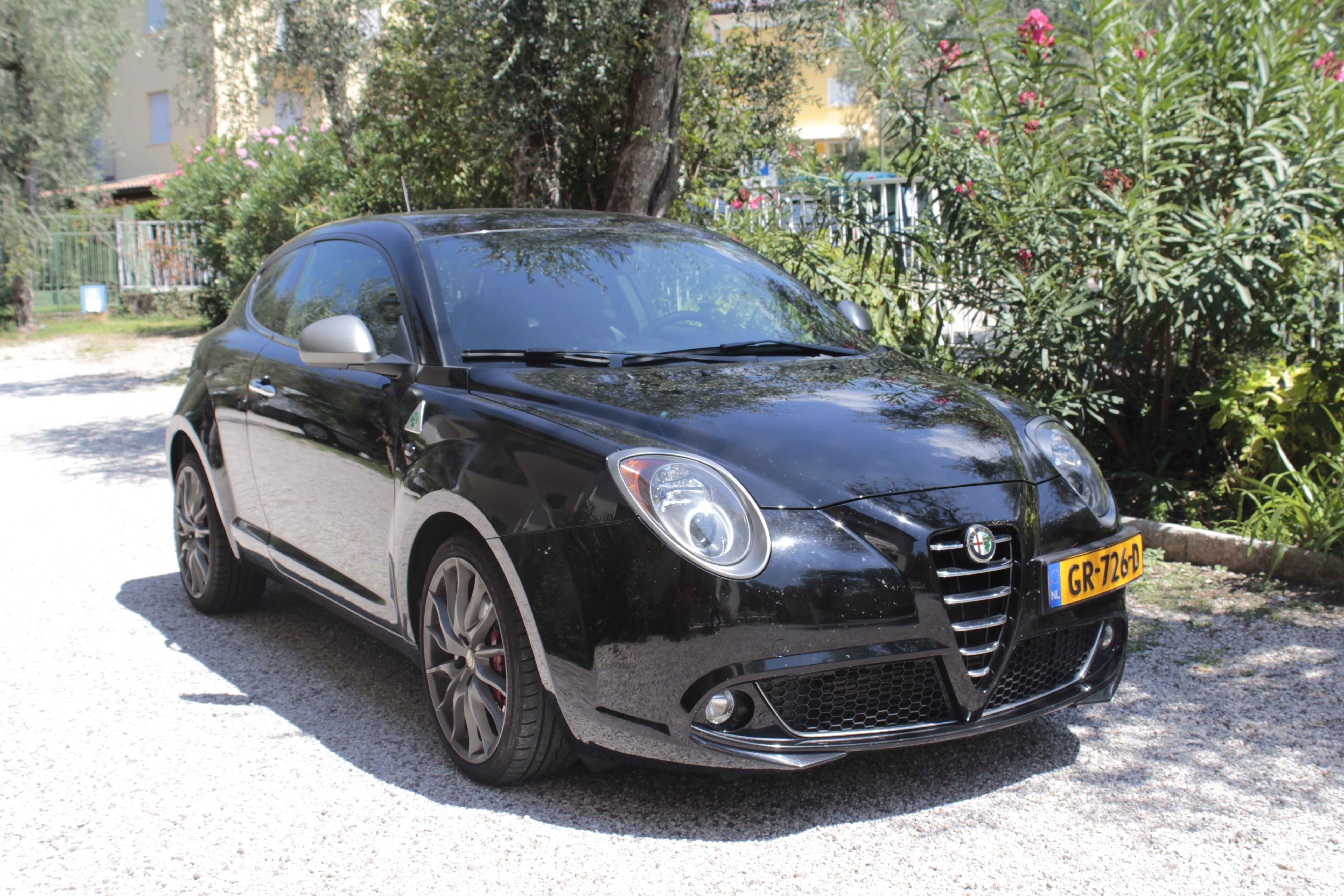 2010 Alfa Romeo Mito Quadrifoglio Verde