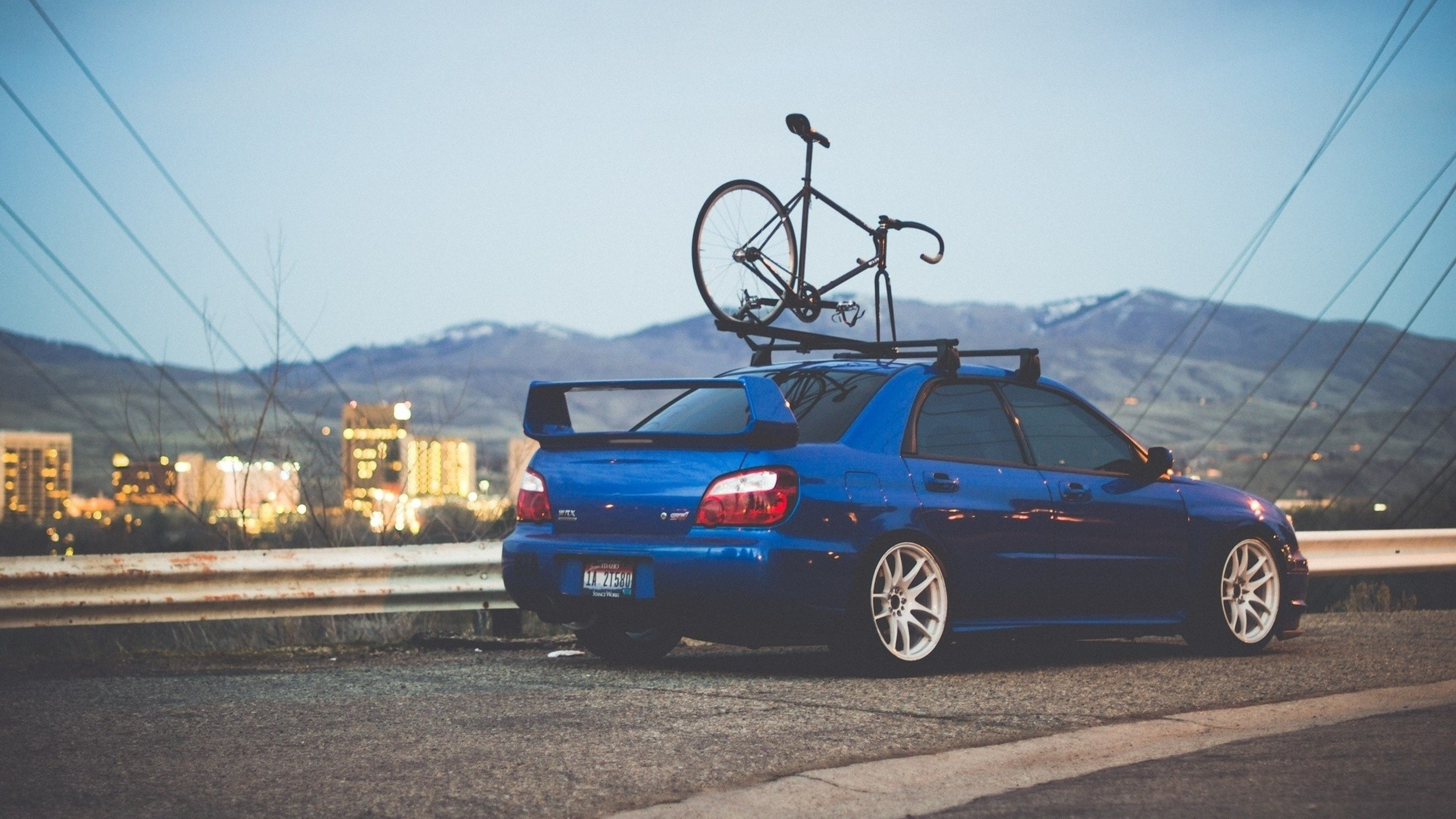 What do you think about an Stanced STi? I actually prefer ...