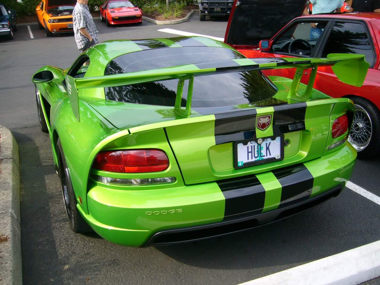 on october 3 2015 a dodge viper acr was heading home from cars