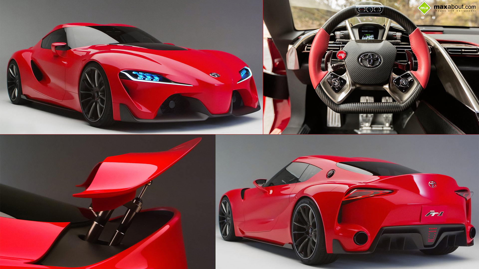 Toyota Ft 1 >> Am I The Only One Who Thinks The Toyota Ft 1 Should Ve Made