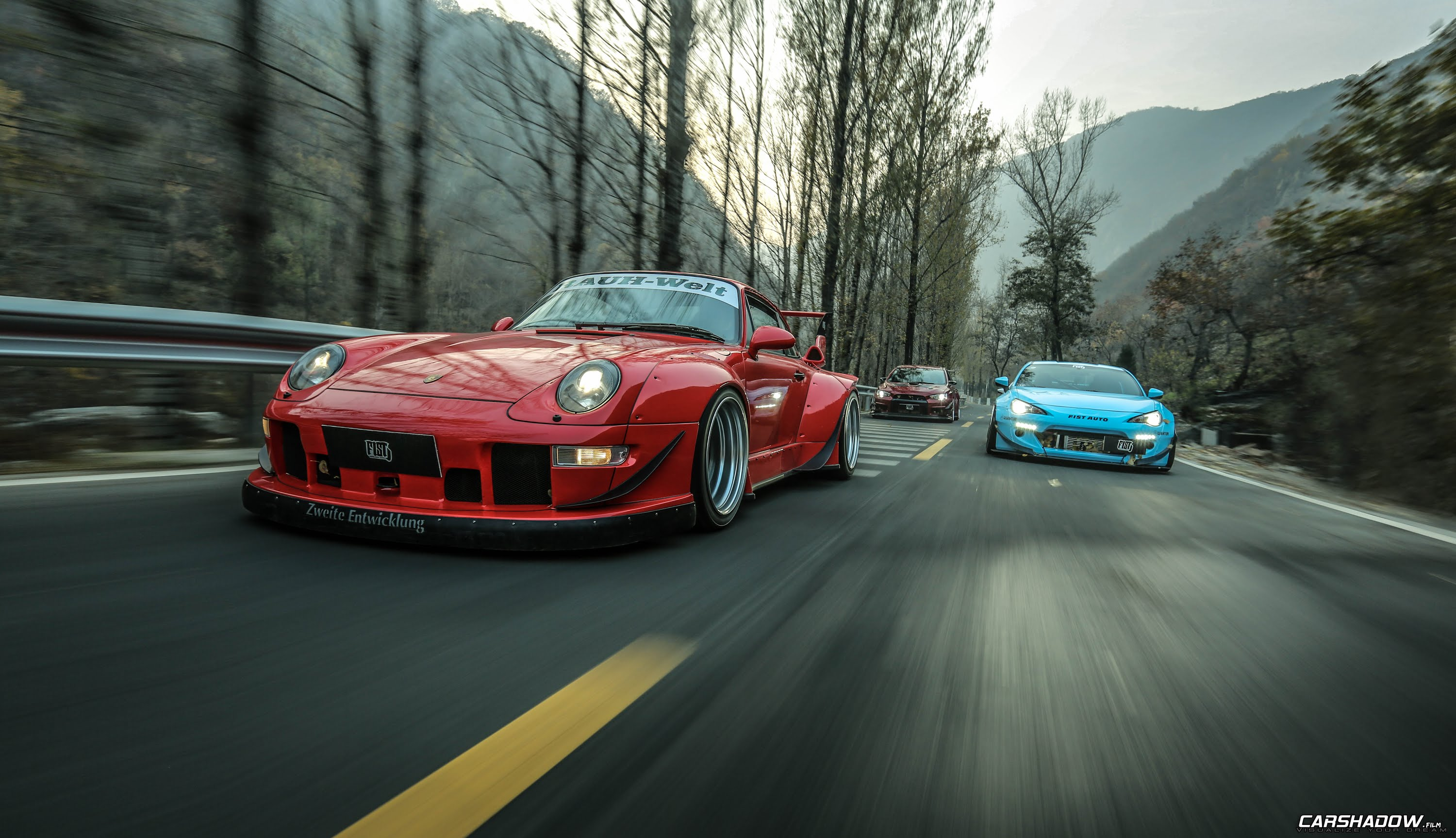 I Swear I Can T Get Over How Gorgeous Rwb Porsches And