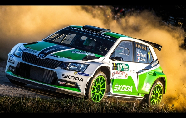 The best looking rally car nowadays?