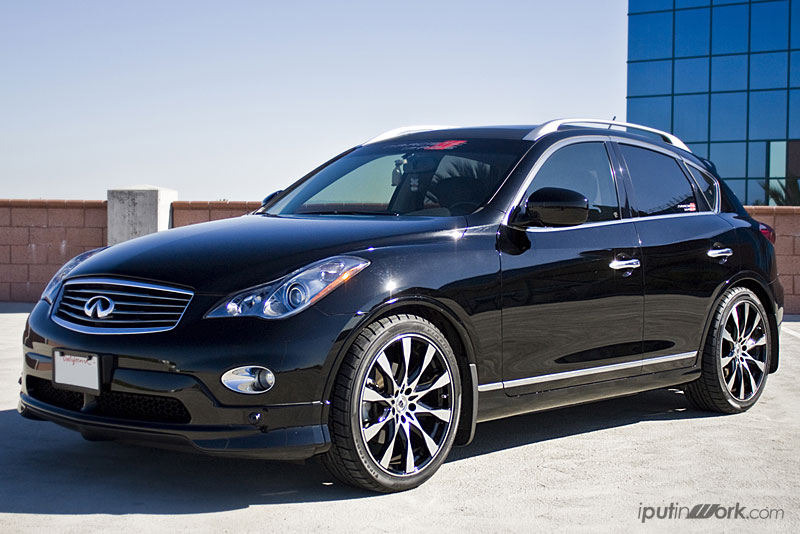 Thoughts On The Infiniti Ex