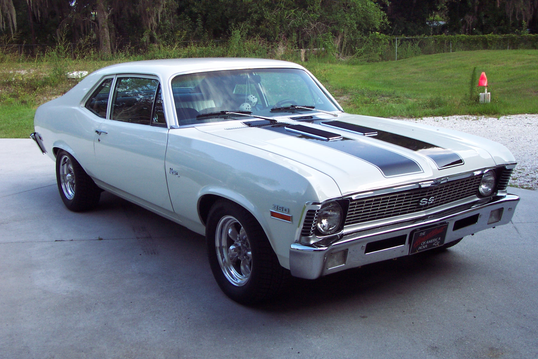 68 Points So Here S A 68 Chevy Nova