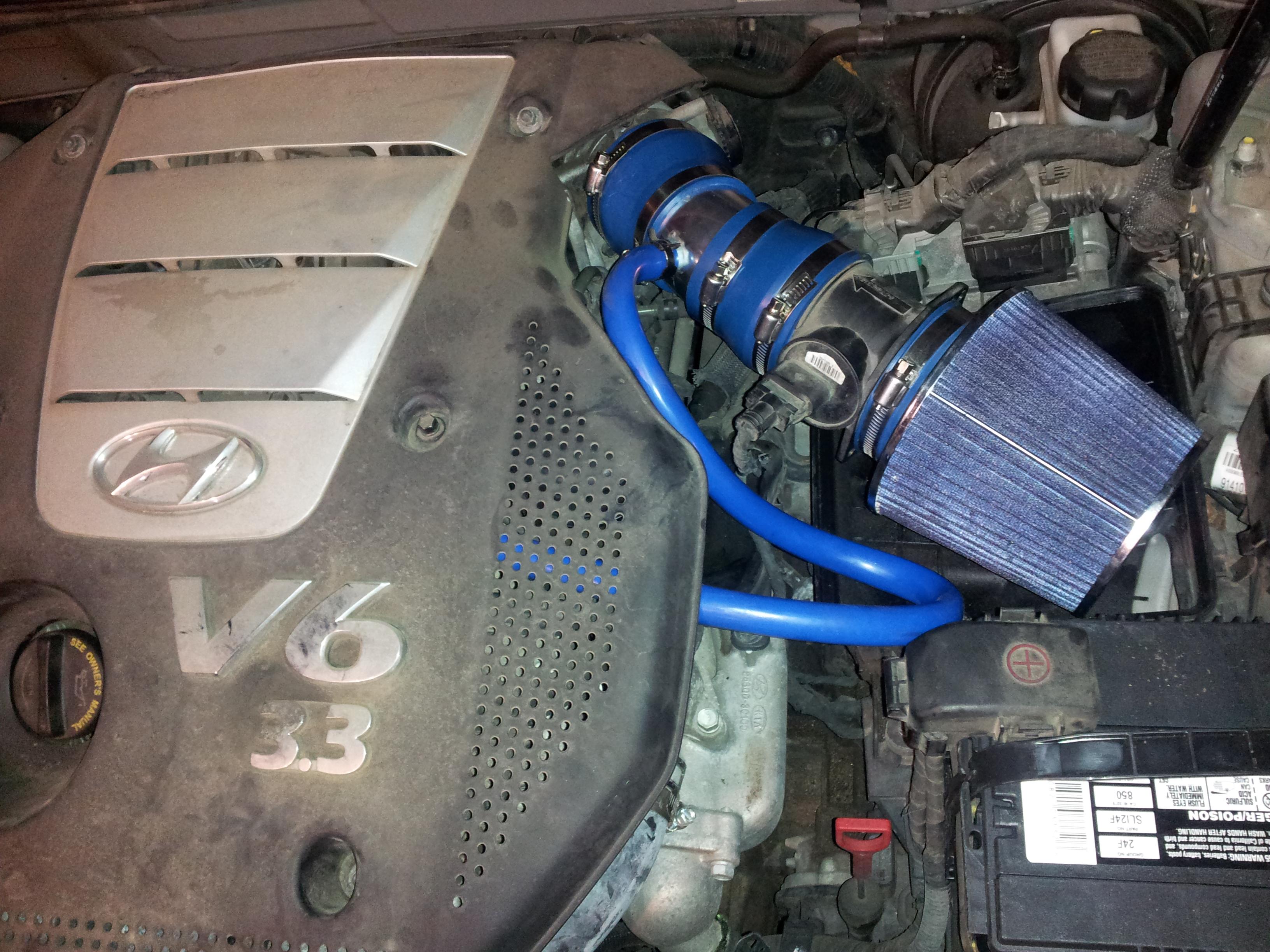 2007 Hyundai Sonata Timing Belt