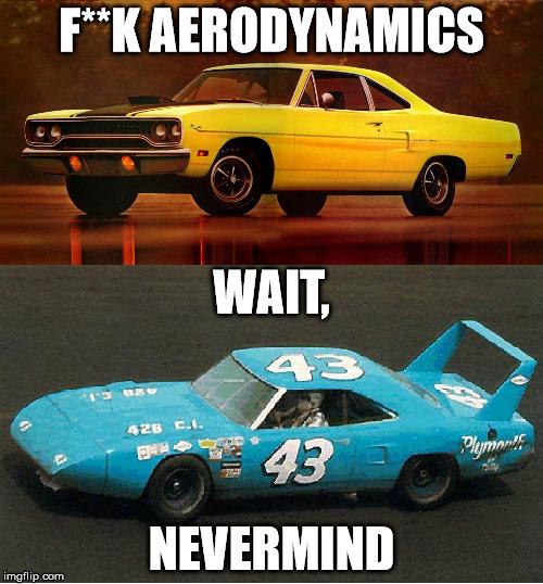 We Muscle Car Guys Be Like