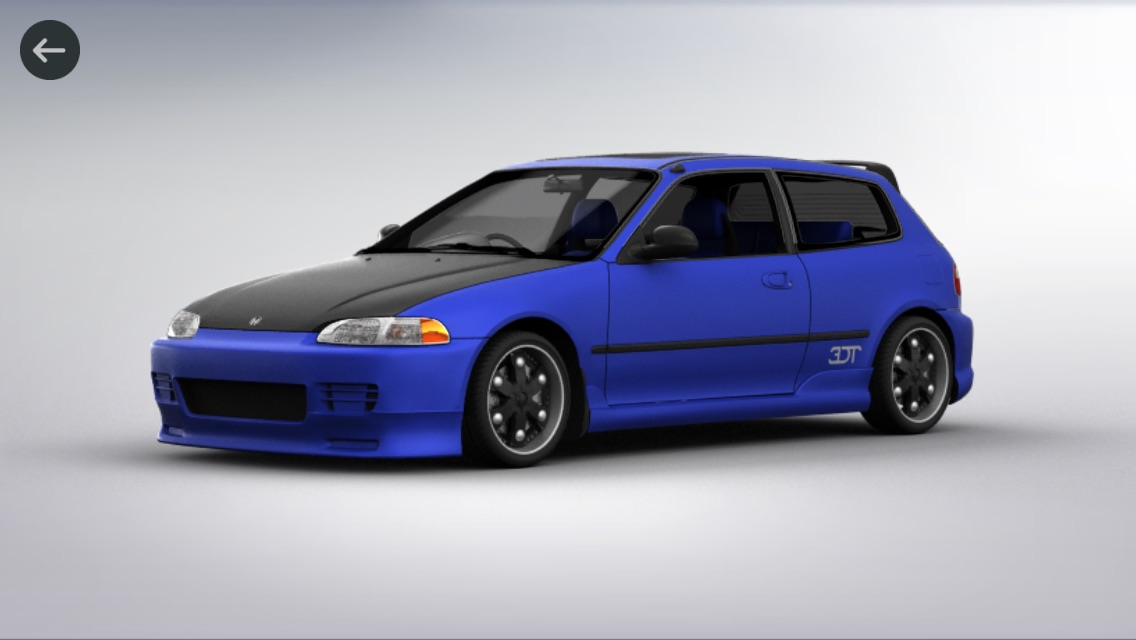 Borderline Ricer Designing Competition Use Your Tuning Games Or - Make a cool car