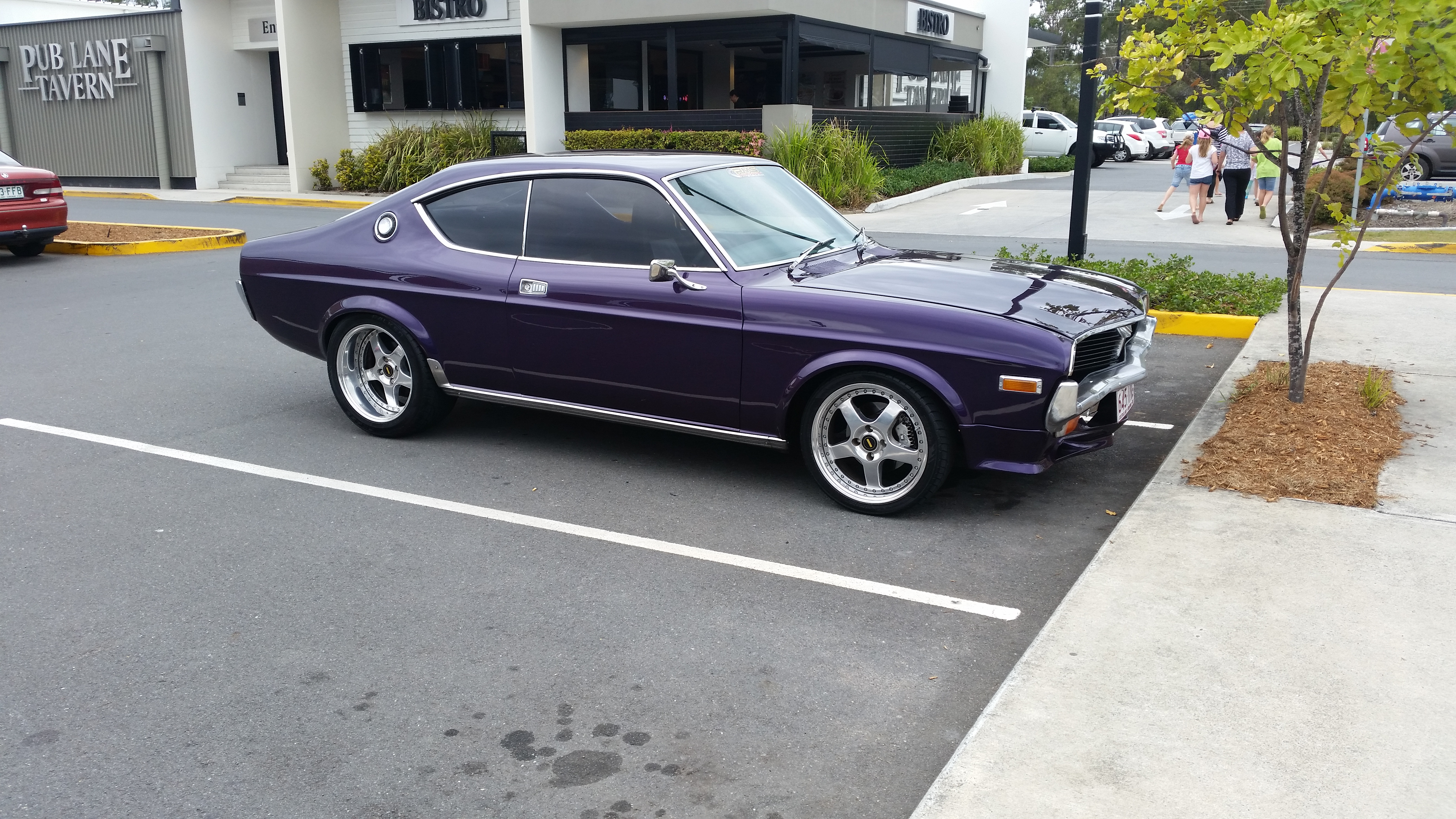 spotted: mazda rx3