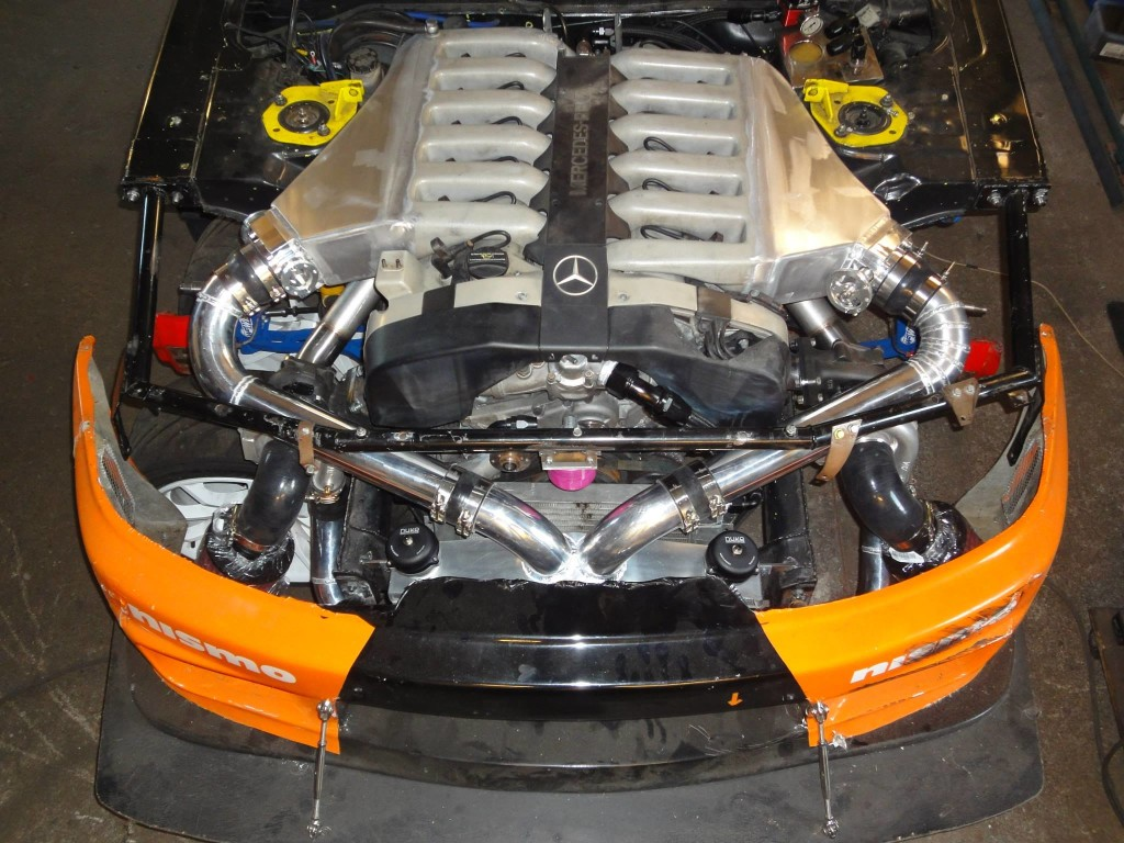 Found a truly bonkers engine-swap on Engineswapdepot