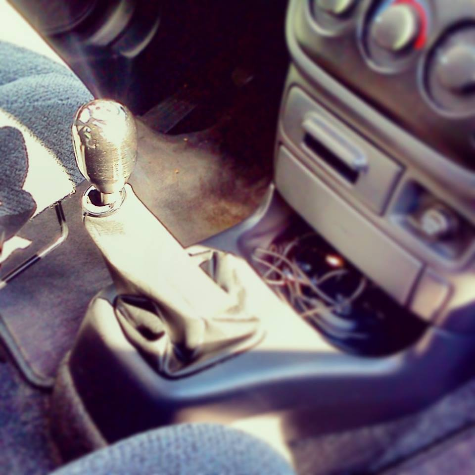 How do you drive a manual car?