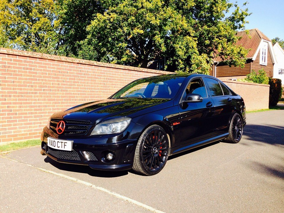 2010 mercedes benz c63 amg gad stage 2 550bhp for 2010 mercedes benz c63 amg