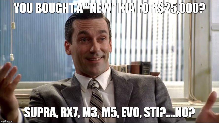 My Coworkers Drive New Hyundai S And Kia S I Drive A Used