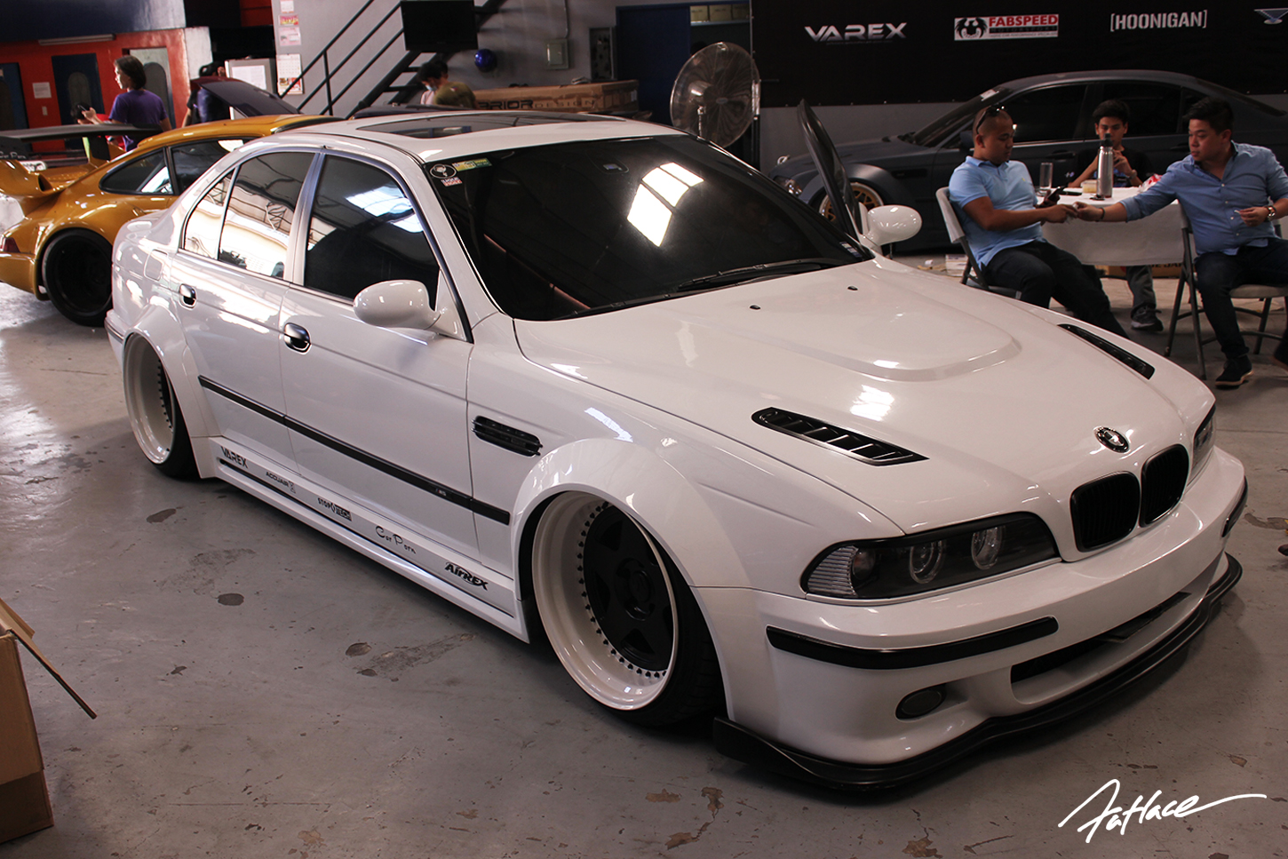 thoughts on this e39 widebody 39 rocketbunny 39 esque. Black Bedroom Furniture Sets. Home Design Ideas