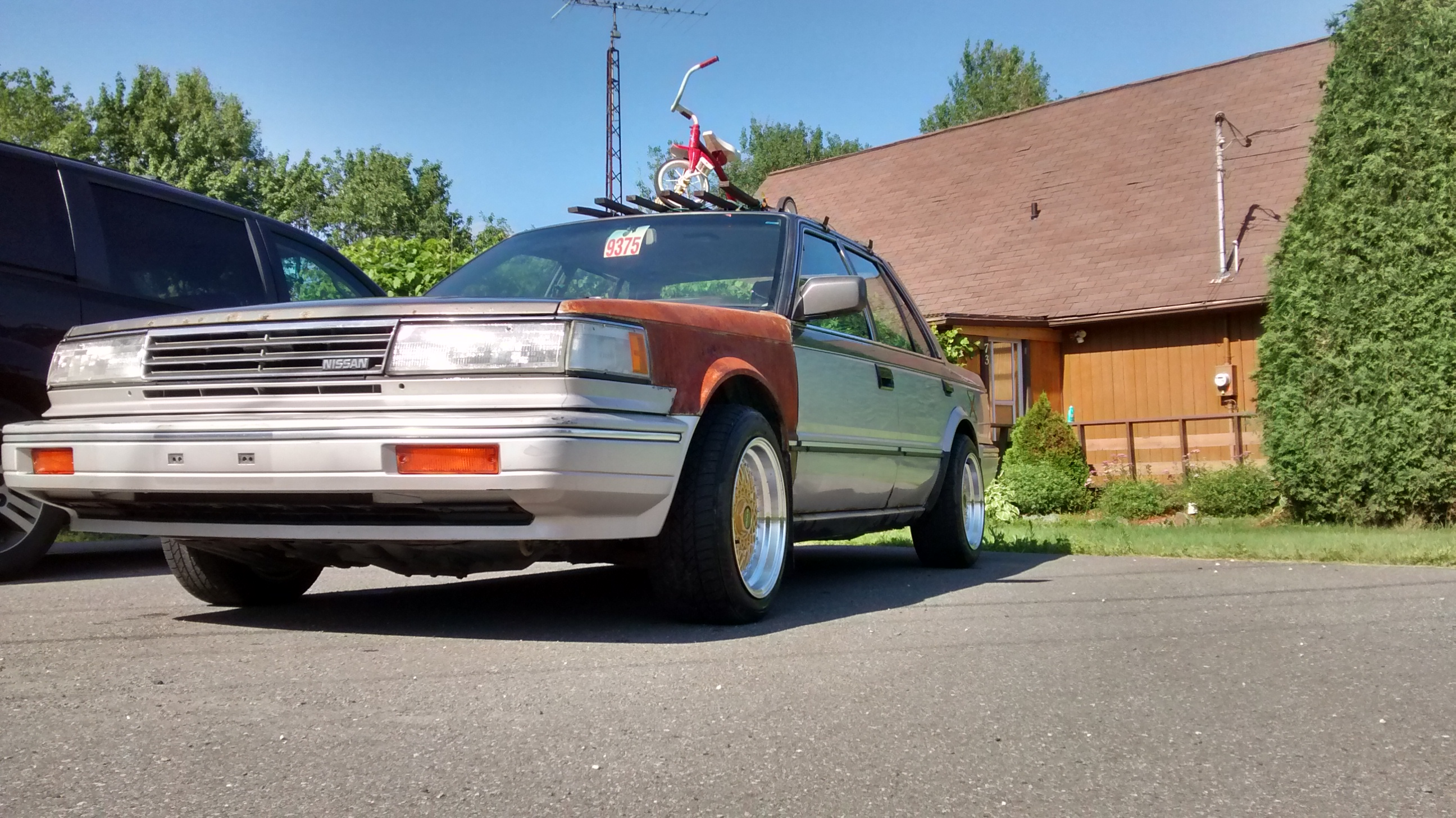 1987 nissan maxima gxe ForGarage Nissan Gex