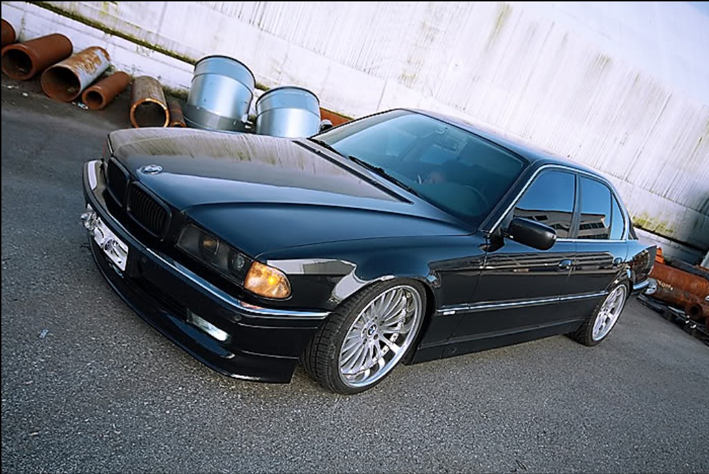 1998 bmw 740i e38. Black Bedroom Furniture Sets. Home Design Ideas